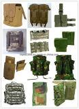 Morral impermeable militar al aire libre del morral del ejército del asalto que acampa que va de excursión