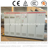 Máquina automática cheia da peletização da extrusora de único parafuso para flocos do HDPE