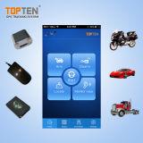 De Ce Erkende GPS Drijver van het Voertuig met de Besnoeiing van de Motor, Anti-diefstal, de Stem van de Monitor (tk108-ER)