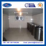 タンザニアの冷蔵室のプロジェクト