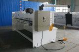 Macchina di taglio idraulica QC12y-6X2500 della lamiera sottile