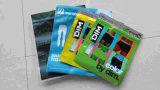 Полиэтиленовые пакеты изготовленный на заказ печатание Ziplock Resealable ясные для одежд