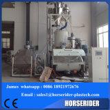 Máquina plástica caliente y fresca del mezclador del polvo para la venta