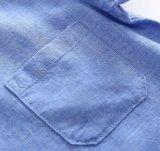 4 van de kleur de Katoenen Jonge geitjes die van het Linnen & het Overhemd van de Jongen kleden
