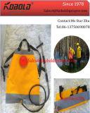 Sac à dos de lutte contre l'incendie de forêt portative de PVC 16L avec la pompe à main