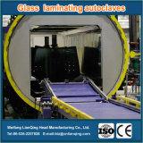 Autoclaven voor de Productie van de Gelamineerde Bril van de Veiligheid, het Lamineren van het Glas Autoclaven