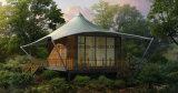 モジュラーか移動式/プレハブの輸送箱の家はとのテント3を得る