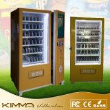 Distributeur automatique de deux Modules avec l'écran tactile utilisé pour le centre de vente