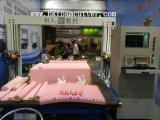 Maquinaria da estaca da esponja do contorno do CNC