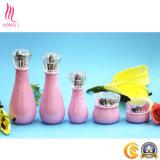 30ml & 50ml de Vriendschappelijke Kosmetische Containers van Eco, Kosmetische Fles hl-005 van de Reeks van de Fles van het Druppelbuisje van de Kruik van de Flessen van de Lotion van het Glas