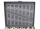 Сверло закрутки установленное 99PCS Ti HSS для Drilling древесины металла