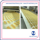 최고 케이크 생산 라인 상업적인 솜사탕 스위스 롤 기계