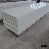Superficie solida acrilica modificata bianco caldo del ghiacciaio di vendita