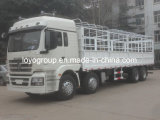 Ventas de la promoción del carro del cargo del carro del camión de la estaca de M3000 8X4