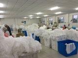 Bedarfs-Plastik und nicht gesponnene Innenschuh-Deckel