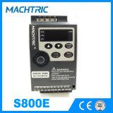 Mini tipo mecanismo impulsor montado en la pared de la frecuencia del motor de 220V 380V 50/60Hz VFD