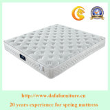 Pocket Sprung-Matratze mit Schaumgummi-Matratze für Hotel-Möbel und Schlafzimmer-Möbel Dfm-15