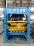 Migliore macchinario idraulico automatico di vendita del mattone di Qt6-15b