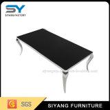 Tavolino da salotto del marmo dell'acciaio inossidabile della mobilia del salone