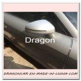 Гибкий протектор прокладки края уравновешивания PVC Chrom DIY для украшения зеркала вид сзади автомобиля