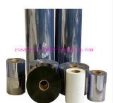 película rígida del PVC del plástico del gradiente farmacéutico grueso de 0.35m m en rodillo