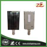 30W IP67 LED integrado Luz solar de la calle