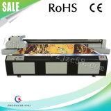 주문을 받아서 만들어진 배경 벽/도기 타일 인쇄를 위한 UV 평상형 트레일러 인쇄 기계
