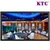 65 duim - de hoge LCD van de Definitie Monitor van kabeltelevisie