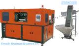 Máquina que moldea del animal doméstico del soplo automático del estiramiento para las cavidades 2000ml 4