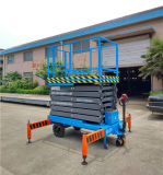3-18m elektrische hydraulische Scissor Luftarbeit-Plattform (SJZ0.5-9)