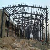 Two-Storey Industriële Bouw van het Frame van het Staal met Duurzame Structuur