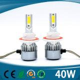 40W 4500lmの新技術LhE車LEDのヘッドライト