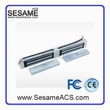 표면에 의하여 거치되는 양쪽으로 여닫는 문 전자 자석 자물쇠 (SM-500D)