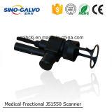Mini Galvo Laser Van uitstekende kwaliteit Js1550 voor de Machine van de Schoonheid van de Huid