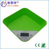 새로운 디자인 사발 유형 디지털 전자 부엌 가늠자 5kg