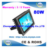 Yaye 18 Ce / RoHS Aprovação Design mais novo 30W / 40W / 50W LED Tunnel Light / LED Flood Light IP65