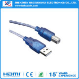 Cable de extensión barato del USB del precio para la impresora