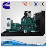 Energia eléctrica Emergency de China Cummins Engine 625kVA500kw que gera jogos