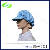 Antistatic ESD Cleanroom Cap / Anti Static Hat / Work Cap Fabricante
