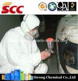 Color amarillo limón de la pintura metálica del coche de Grinice 1k de la fabricación del Scc