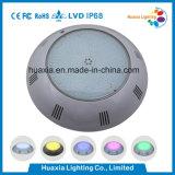 18watt 잘 고정된 LED 수영풀 빛 수중 램프