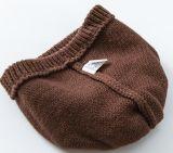 Sombrero hecho punto de acrílico del bebé