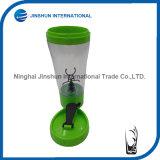 Elektrische Protein-Turbulenz-Mischmaschine-Schüttel-Apparatplastikflasche