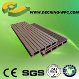 Solid Outdoor WPC Decking / Flooring