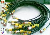 1 pollice per la macchina di piegatura del tubo flessibile idraulico di spirale del collegare