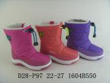 Ботинки снежка детей с ЕВА (D56-BY618)