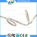 Luz de tira do diodo emissor de luz da lista 3528SMD 24VDC do diodo emissor de luz com certificado do UL