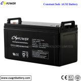 batterie solaire de cycle profond de la batterie 12V150ah d'acide de plomb