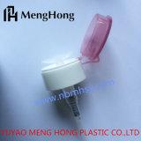 Pompe en plastique rose de solvant de vernis à ongles