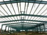 Construction préfabriquée de structure métallique pour l'entrepôt/atelier/usine